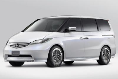 2003 Honda Odyssey ASM concept
