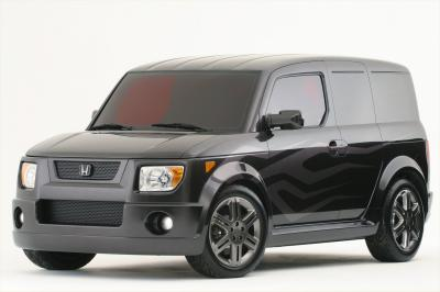 2003 Honda Studio-E concept