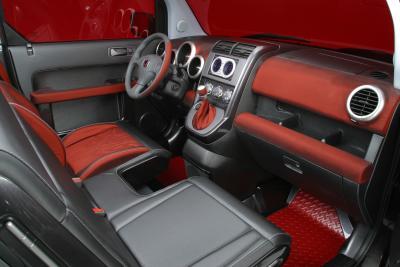 2003 Honda Studio-E concept interior