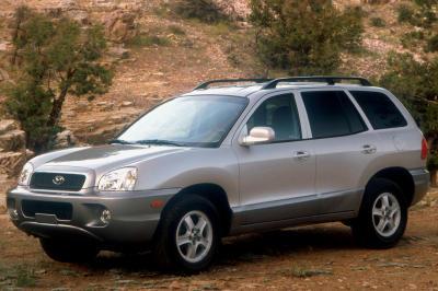 2003 Hyundai Sante Fe