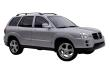 2003 Hyundai Santa Fe SEMA car by Street Concepts