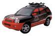 2003 Hyundai Santa Fe SEMA car by Troy Lee Designs