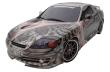 2003 Hyundai Tiburon SEMA car by AME Marketing