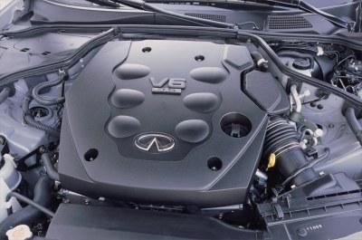 2003 Infiniti G35 engine