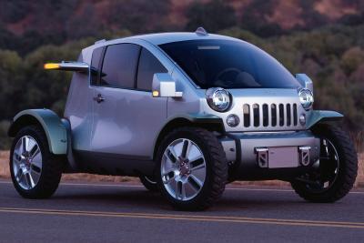 2003 Jeep Treo concept
