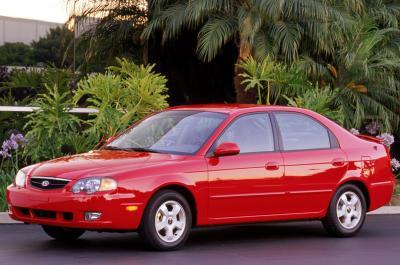 2003 Kia Spectra Hatchback
