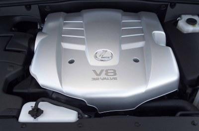 2003 Lexus GX470 engine
