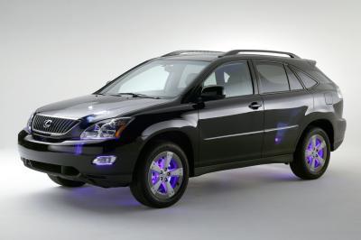 2003 Lexus Hybrid