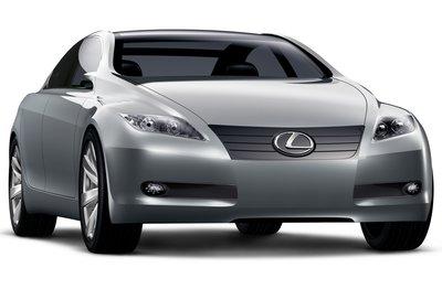 2003 Lexus LF-S