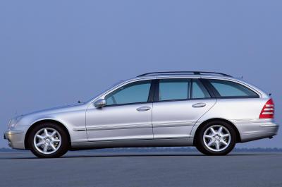 2003 Mercedes-Benz C-Class Wagon