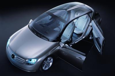 2003 Mercedes-Benz F500 concept