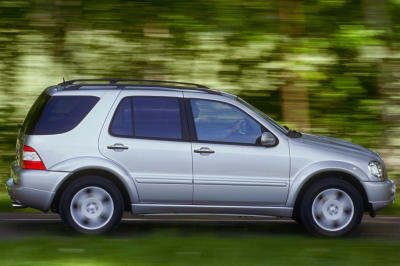 2003 Mercedes-Benz ML55 AMG