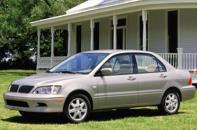 2003 Mitsubishi Lancer LS