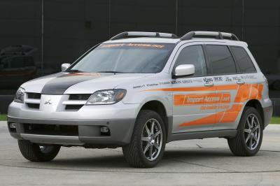 2003 Mitsubishi Outlander custom car by ImportAccess.net