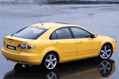2003 Mazda 6 5-door