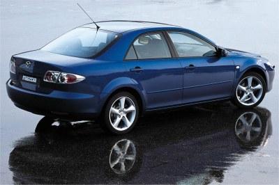 2003 Mazda 6 Sedan