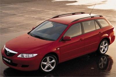 2003 Mazda 6 Wagon