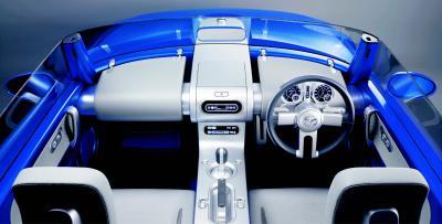 2003 Mazda Ibuki concept interior