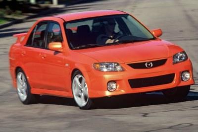 2003 Mazda Mazdaspeed Prot�g�