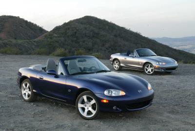 2003 Mazda Miata Special Editions