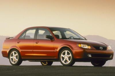2003 Mazda Prot�g�