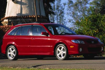 2003 Mazda Prot�g�5