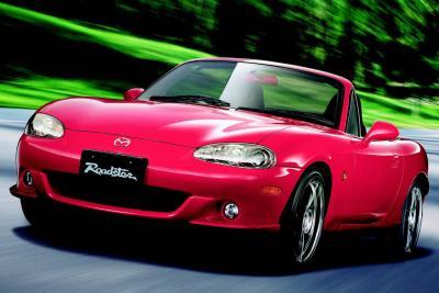 2003 Mazda concept Roadster (Miata) Turbo concept