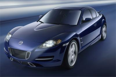 2003 Mazda X-Men RX-8 Show Car