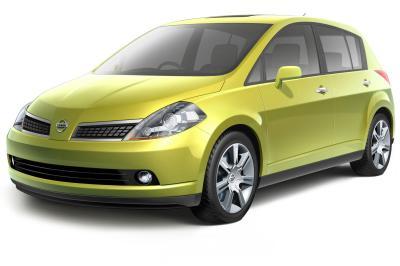 2003 Nissan C-Note concept