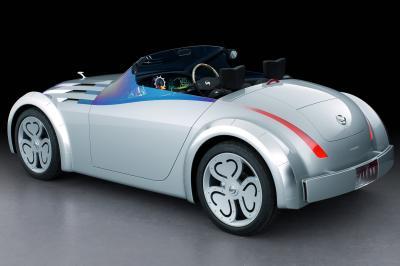 2003 Nissan JIKOO concept