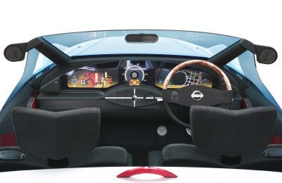 2003 Nissan JIKOO concept interior