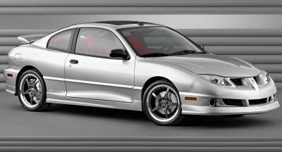 2003 Pontiac Sunfire - Autocross show car