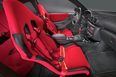2003 Pontiac Sunfire - Autocross show car interior