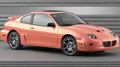 2003 Pontiac American Tuner Sunfire show car