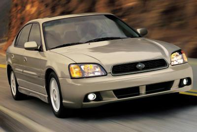 2003 Subaru Legacy 2.5 GT Sedan