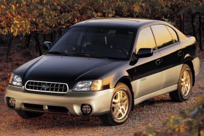 2003 Subaru Outback Sedan