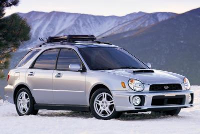 2003 Subaru Impreza WRX Sport Wagon