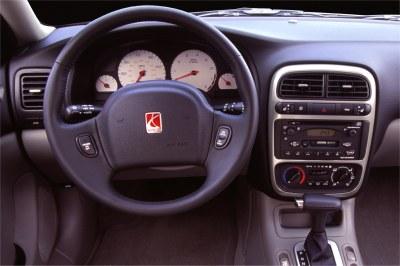 2003 Saturn L instrumentation