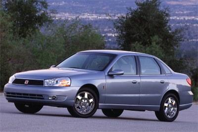 2003 Saturn L sedan