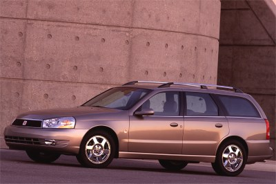 2003 Saturn L Wagon