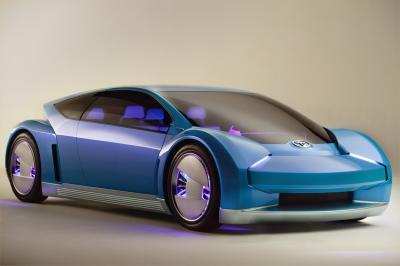 2003 Toyota Fine-S concept