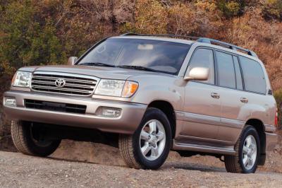 2003 Toyota Land Cruiser