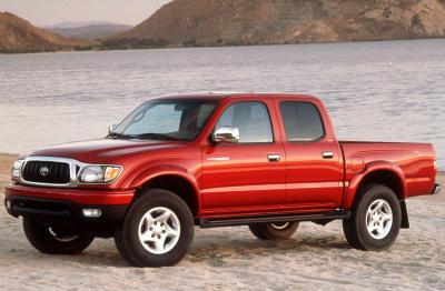 2003 Toyota Tacoma Double Cab