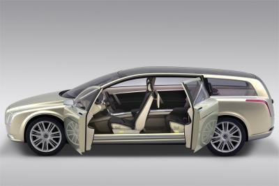2003 Volvo Versatility Concept Car (VCC)