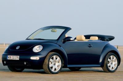 2003 Volkswagen Beetle Cabriolet