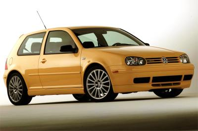 2003 Volkswagen GTI 20th Anniversary Edtion