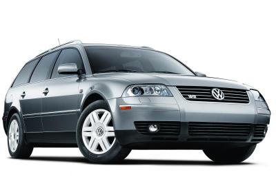 2003 Volkswagen Passat W8 Wagon