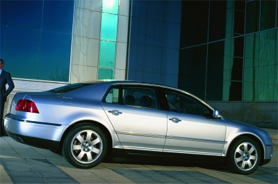 2003 Volkswagen Phaeton