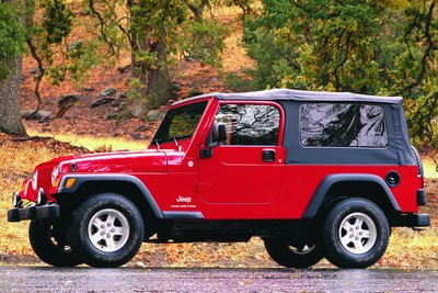 2004.5 Jeep Wrangler Unlimited