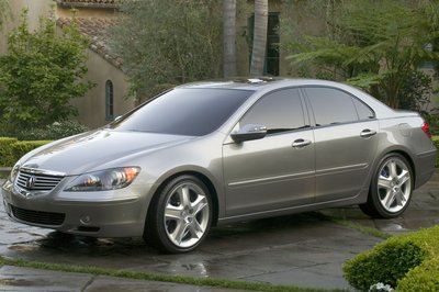 2004 Acura RL Prototype